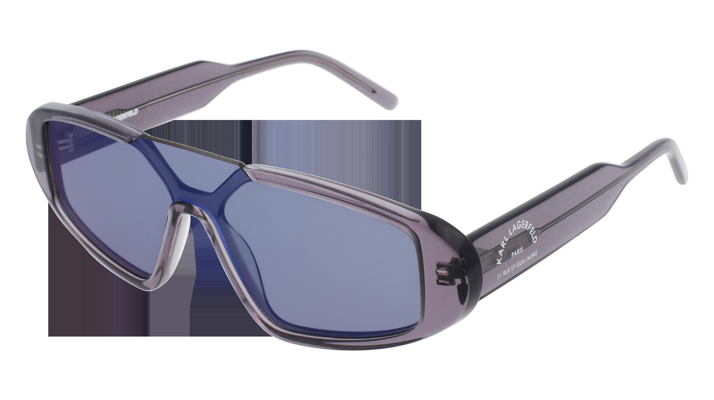 Imagem da notícia: Karl Lagerfeld introduz um novo estilo na coleção de óculos SS21