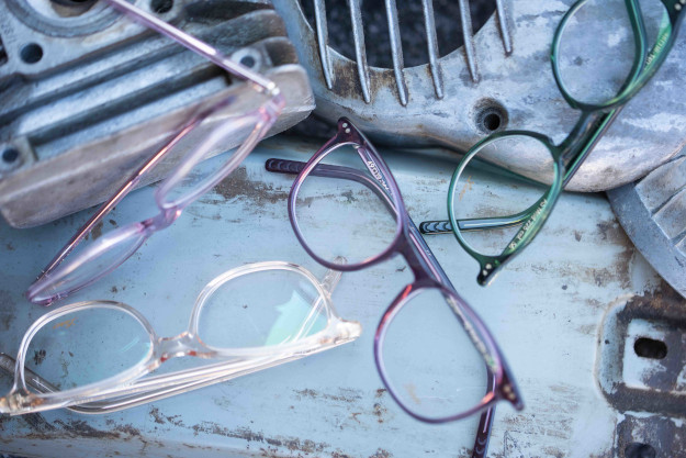 Imagem da notícia: Lunor: armações de acetato nas tonalidades da natureza