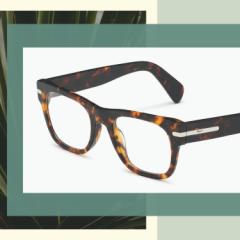 Imagem da notícia: Salvatore Ferragamo divulga novos modelos de óculos de sol ss'21 para homens