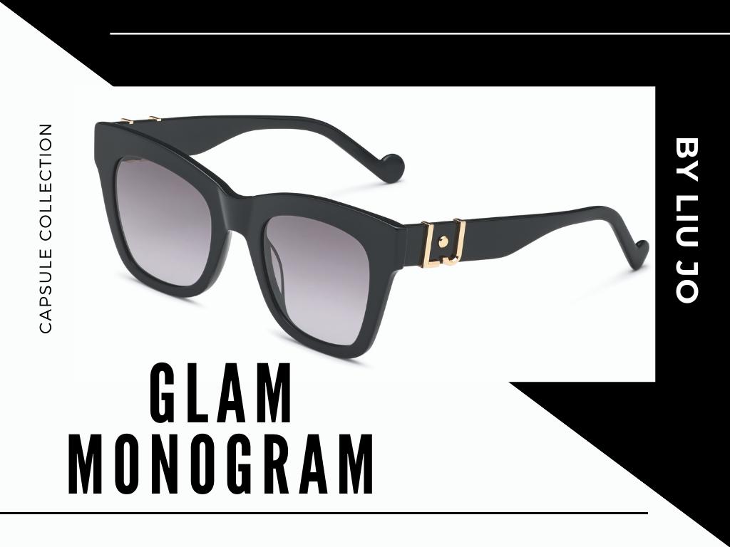 Imagem da notícia: LIU JO apresenta a nova coleção cápsula Glam Monogram