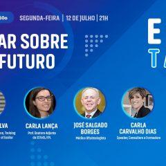 """Imagem da notícia: Essitalks estreia debates com """"Um olhar sobre o novo futuro"""""""