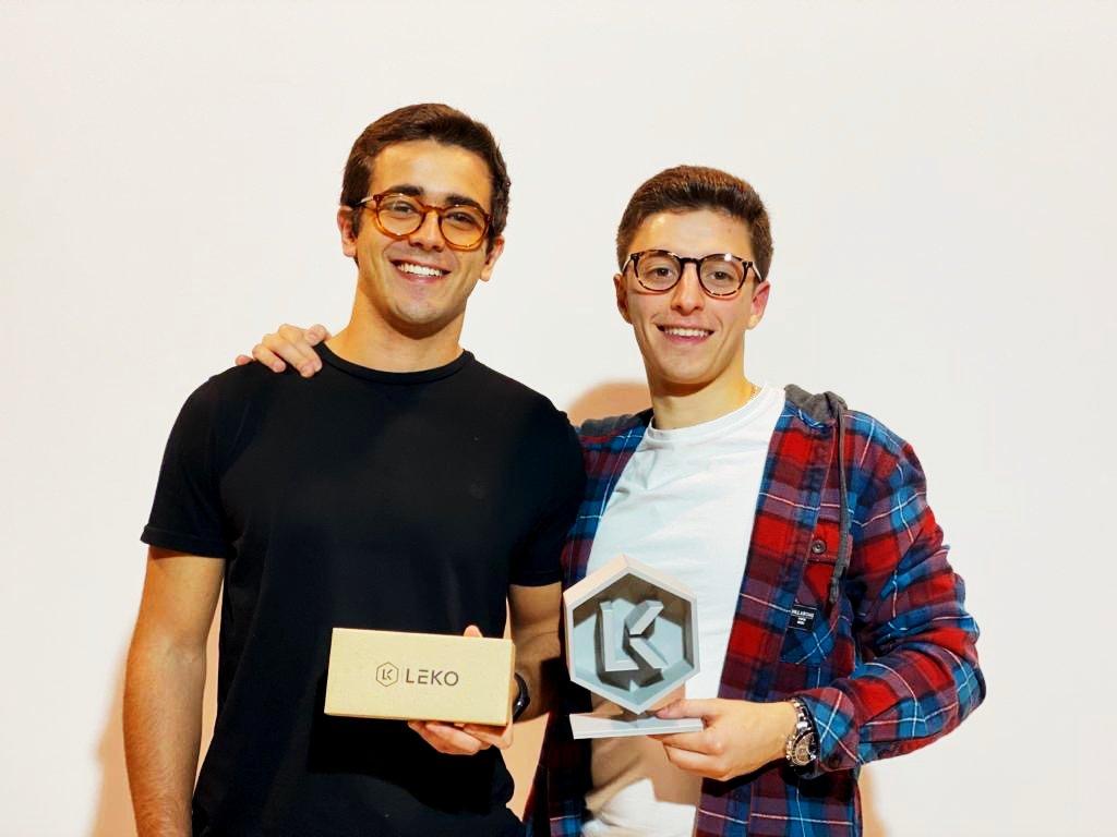 """Imagem da notícia: Leko, os óculos portugueses que """"protegem"""" da luz azul"""