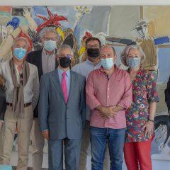 Imagem da notícia: Prooptica assina Protocolo de Cooperação com a Casa do Artista