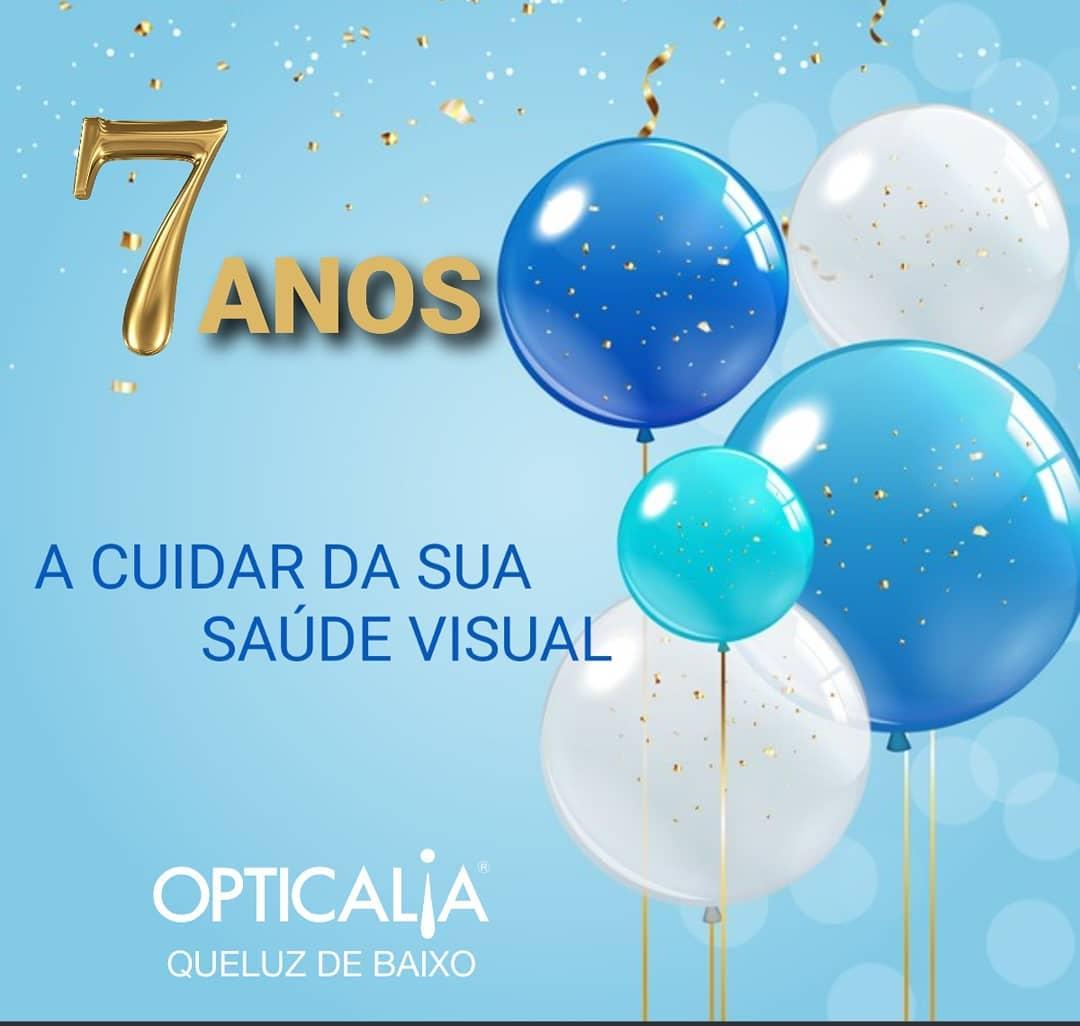 Imagem da notícia: Opticalia de Queluz de Baixo celebra sete anos de existência
