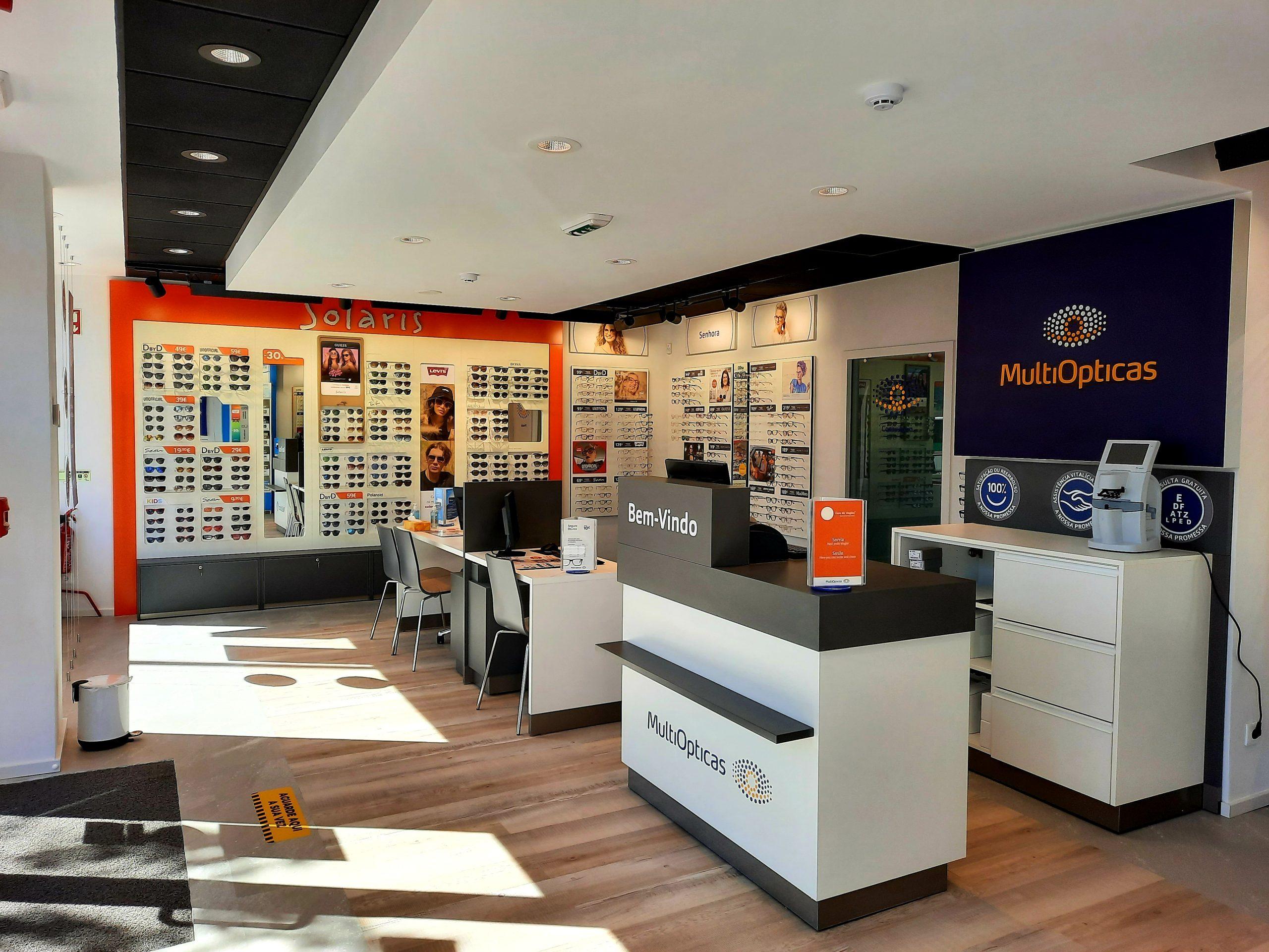 Imagem da notícia: MultiOpticas abre nova loja em Sobral Monte Agraço