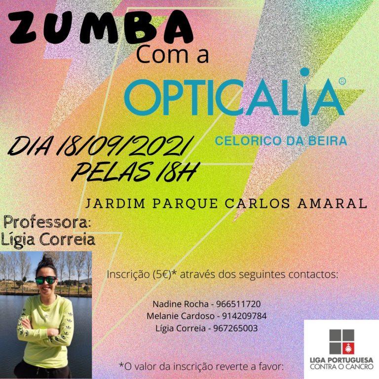 Imagem da notícia: Opticalia de Celorico da Beira vai ajudar Liga Portuguesa Contra o Cancro