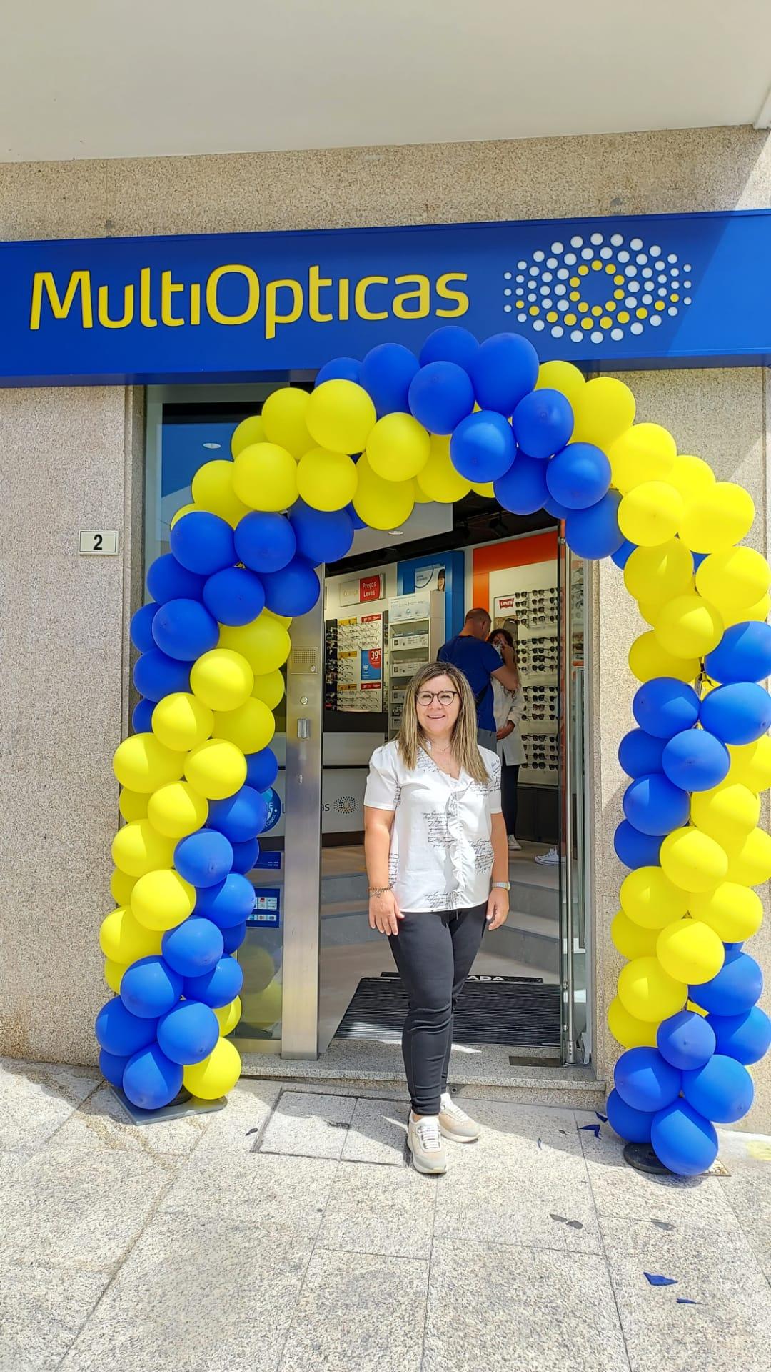 Imagem da notícia: MultiOpticas tem nova loja em Melgaço