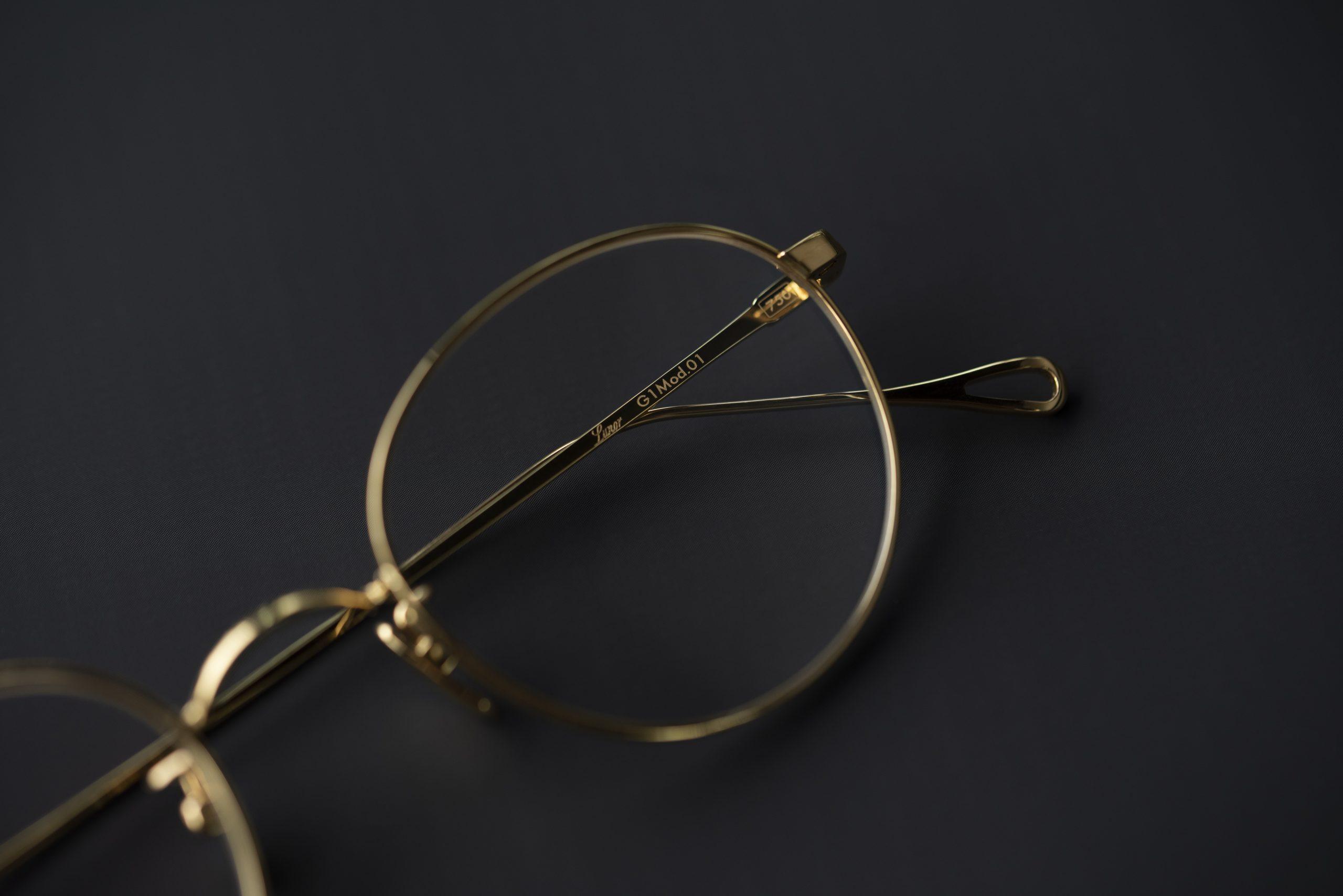 Imagem da notícia: Lunor apresenta armações em ouro