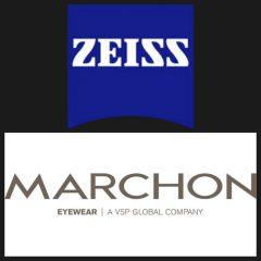 Imagem da notícia: Marchon e Zeiss assinam acordo global de licenciamento exclusivo para óculos