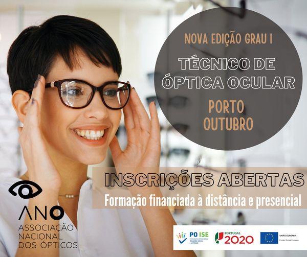 """Imagem da notícia: ANO promove formação para """"Técnico de Ótica Ocular"""""""