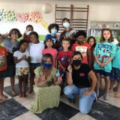 Imagem da notícia: MultiOpticas promove iniciativa com crianças da Helpo