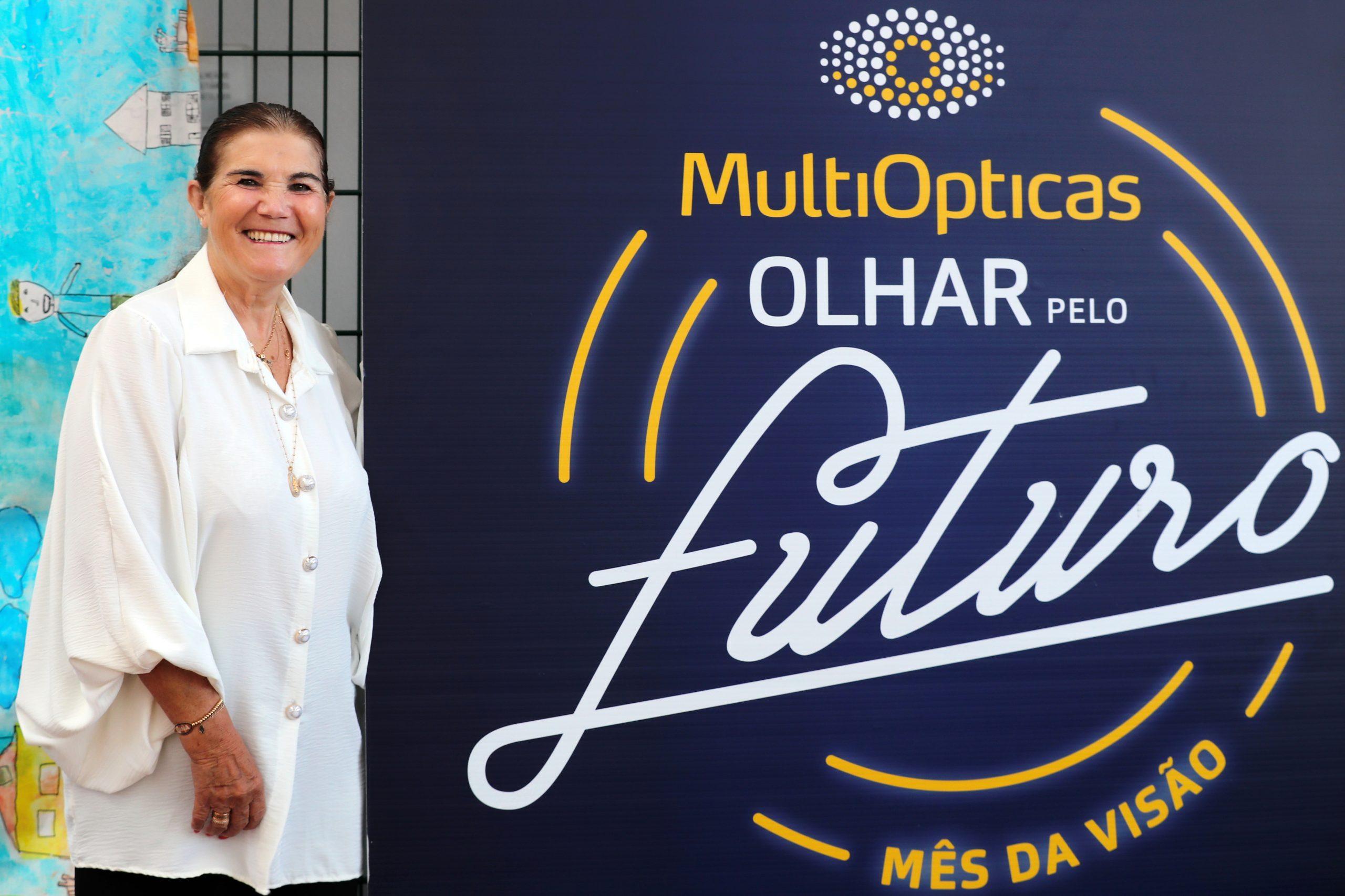 """Imagem da notícia: MultiOpticas oferece """"Cheques Visão"""" a crianças por todo o país"""