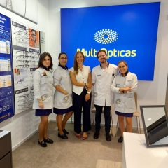 Imagem da notícia: MultiOpticas regressa a Almeirim com nova loja e equipa