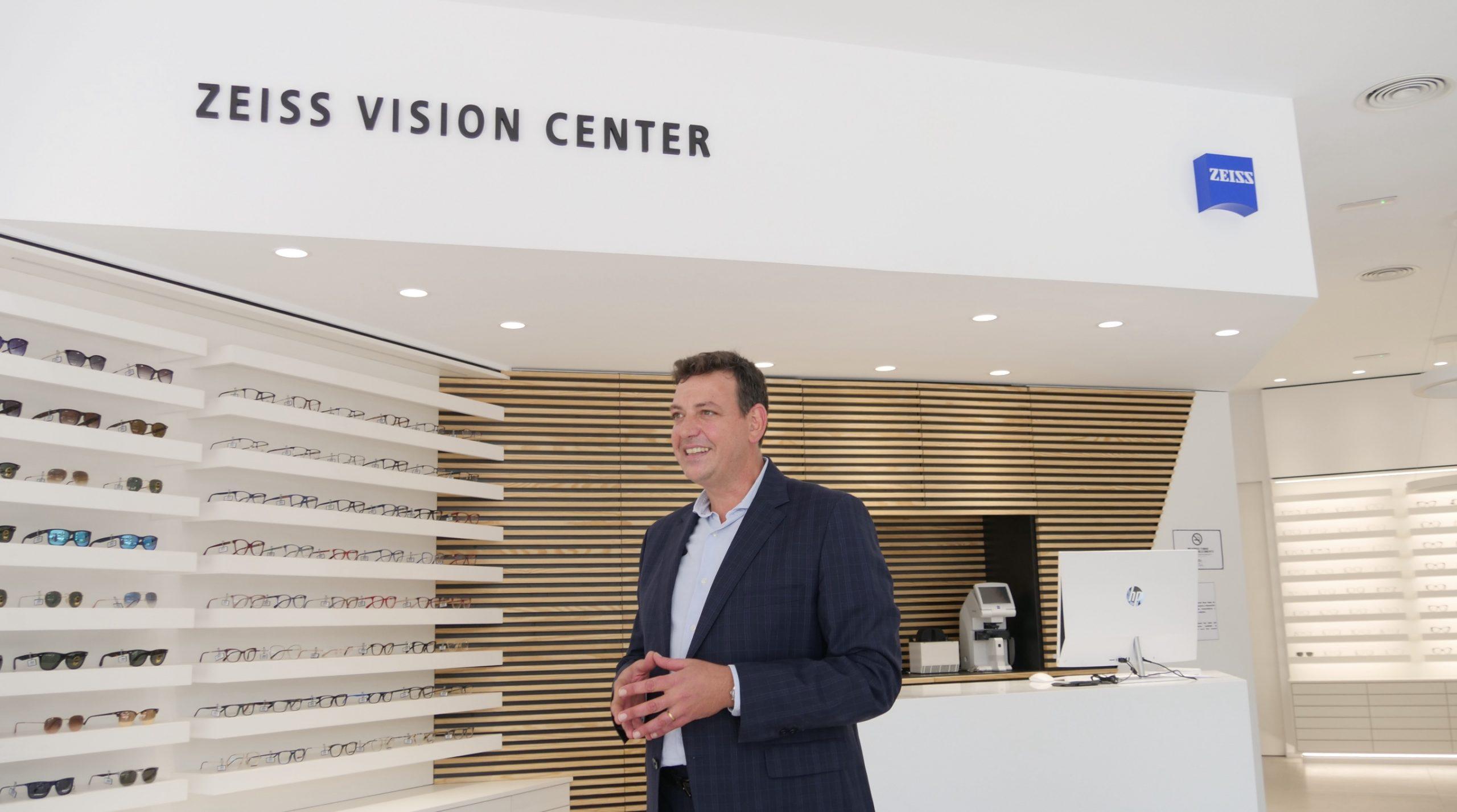 Imagem da notícia: Zeiss abre primeiro Centro de Visão em Espanha