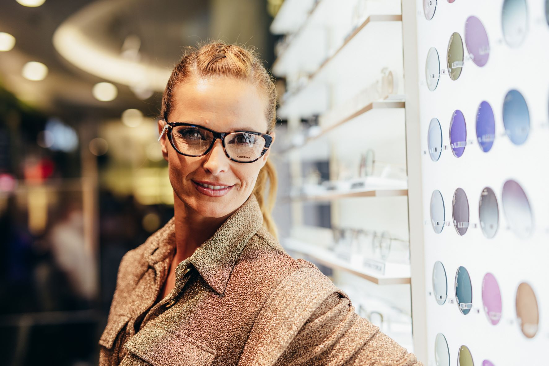 Imagem da notícia: Cristina Ferreira apresenta Coleção Eyewear Premium Edition na Optivisão+