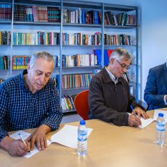 Imagem da notícia: Prooptica assina Protocolo de Cooperação com Centro Cultural do Brejão