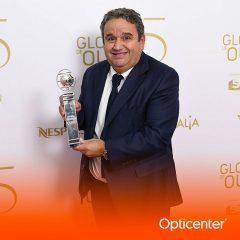 Imagem da notícia: Fernando Mendes distinguido nos Globos de Ouro